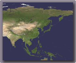 Lehigh University Asian Studies - Map of Asia