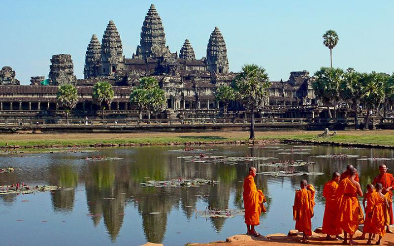 Lehigh University Asian Studies - Angkor Wat