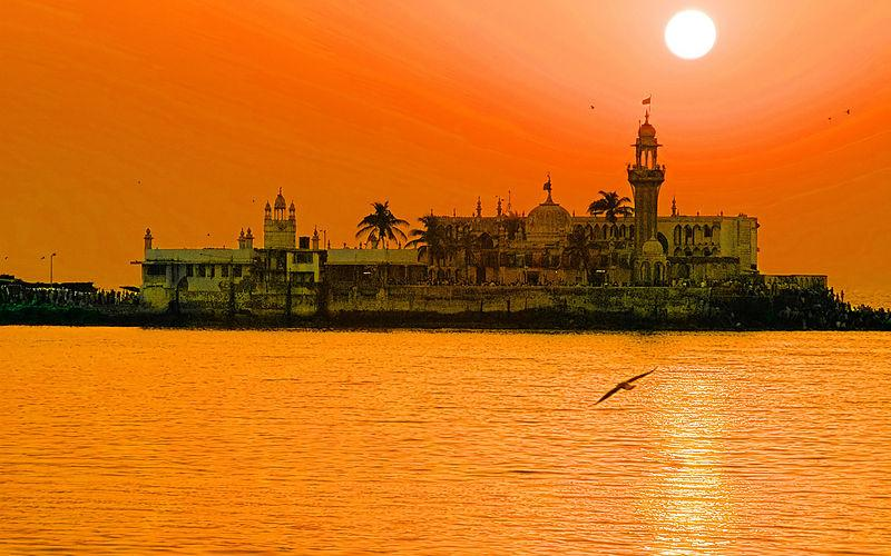 Lehigh University Asian Studies - Haji Ali Dargah, in the Mahim Bay