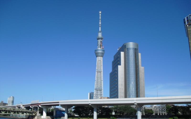 Lehigh University Asian Studies - Tokyo Sky Tree
