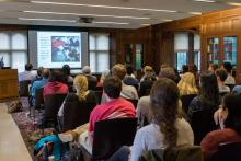 Professor, Lecture, Yang, Presentation, Cultural Revolution, Lost Generation