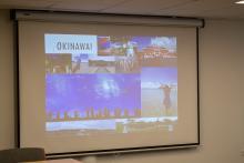Lehigh University Asian Studies Spring Social presentation
